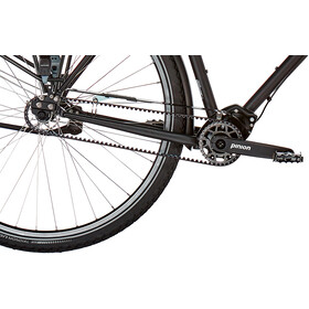 vsf fahrradmanufaktur TX-1200 Trekkingcykel Diamant Pinion P1 18-speed sort